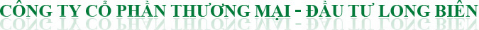 Công ty cổ phần thương mại - đầu tư Long Biên