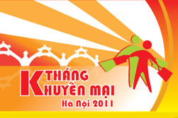 Tháng khuyến mãi của Thành phố Hà nội 2011