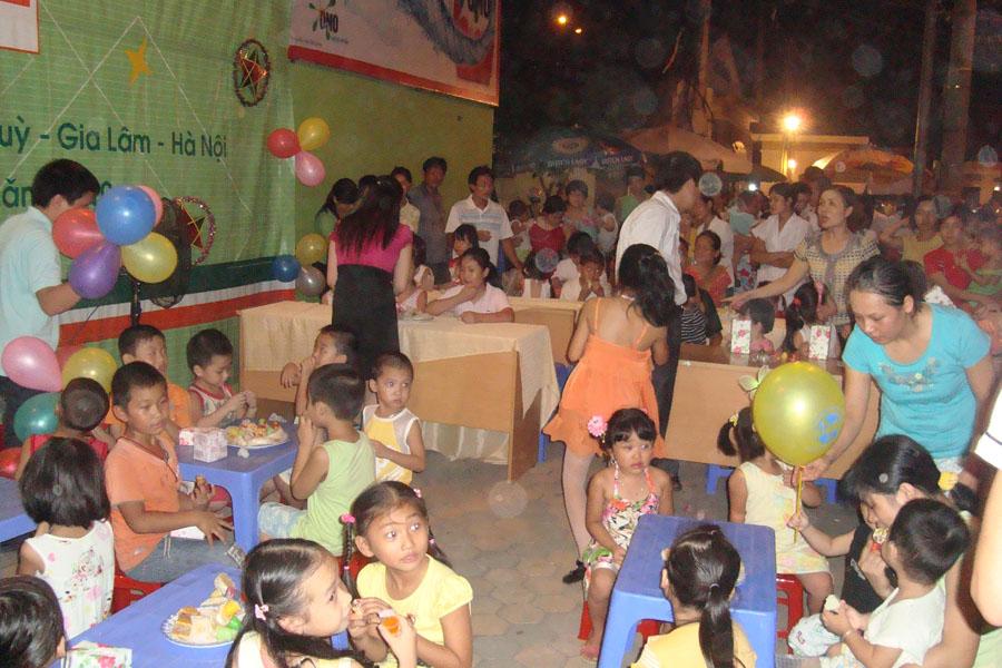 Chúc tết Trung Thu 2011